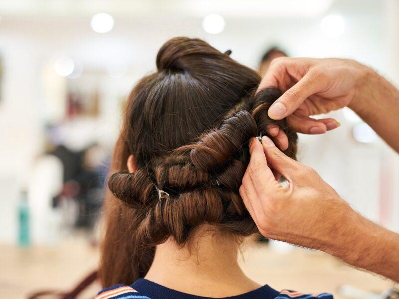 Bridal Hair cairns